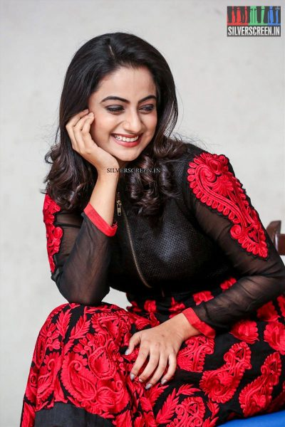Namitha Pramod at the Chuttalabbayi Success Meet