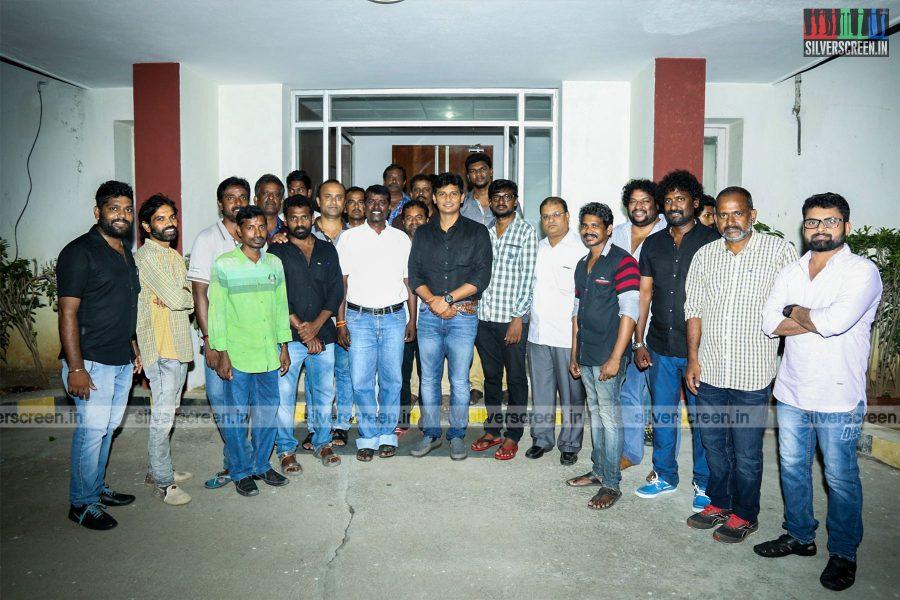 Thirunaal Success Meet Photos