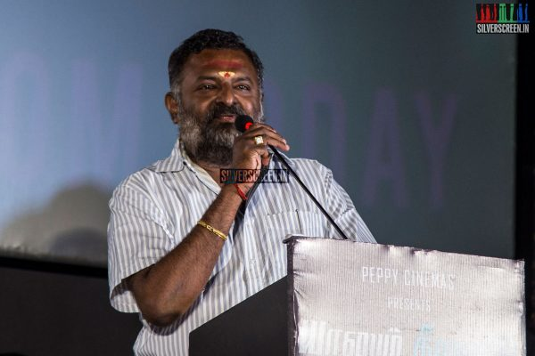 at Yaanum Theeyavan Audio and Trailer Launch