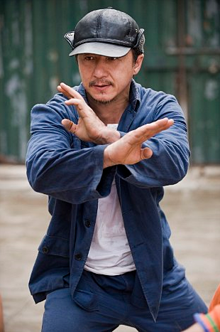 Jackie Chan in The Karate Kid (2010) Courtesy: Wikipedia