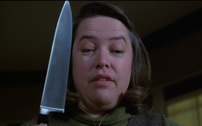 Kathy Bates in Misery Columbia Pictures