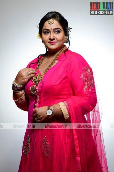 Actress Radha 25th year Wedding Anniversary