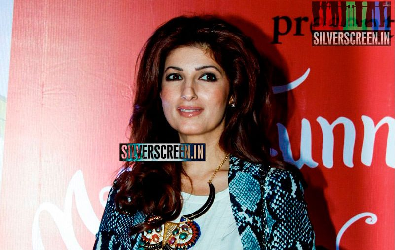 Twinkle Khanna on Arunabh Kumar's comments
