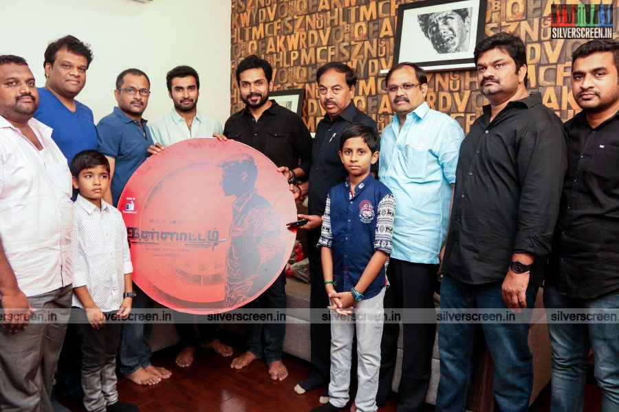 Kallaattam Audio Launch Photos