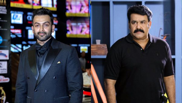 Mohanlal Heaps Praise On Prithviraj & The Lucifer Team