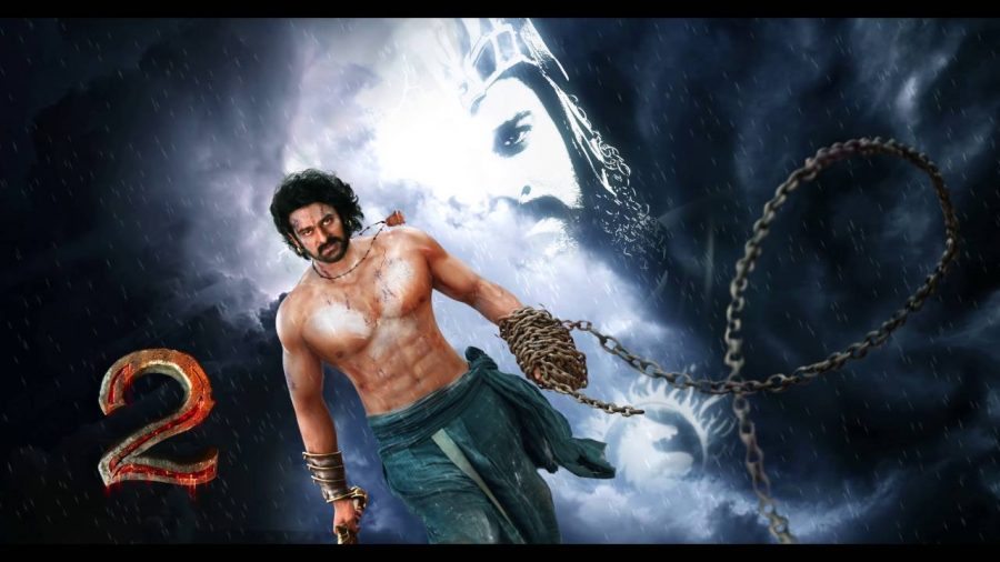 Baahubali 2–The Conclusion Motion Poster