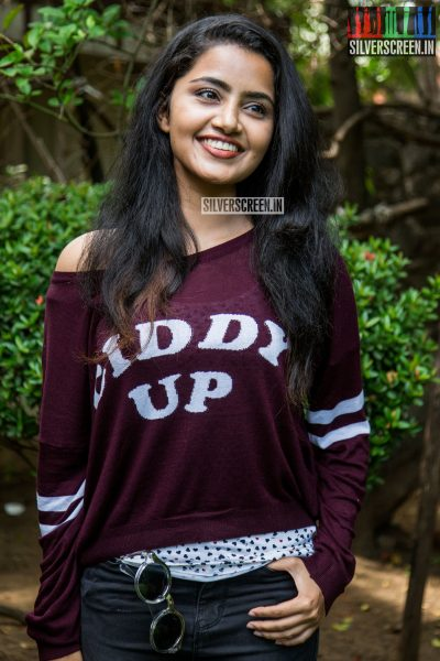 Anupama Parameswaran's Tamil debut is making her fans'Giddy Up' indeed.