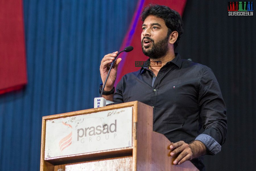 Lyricist Vivek's favourite song from Kodi is the one he wrote. No surprises, there.