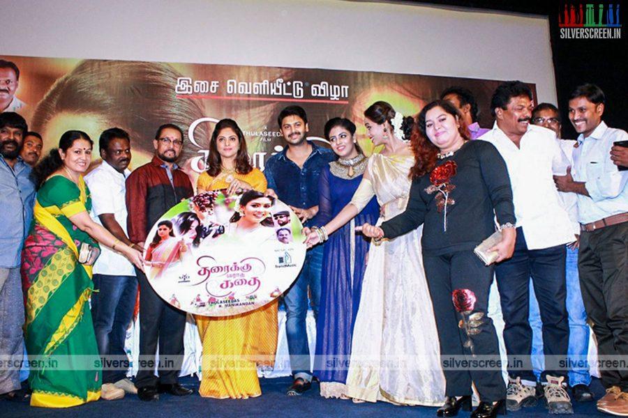 Thiraikku Varatha Kathai Audio Launch Photos