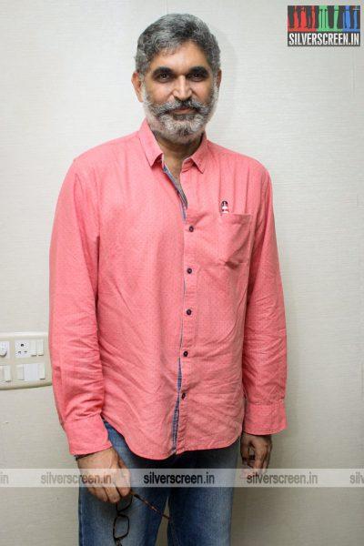 Veteran Actor/Director Suresh Menon to be part of Thaana Serndha Kootam