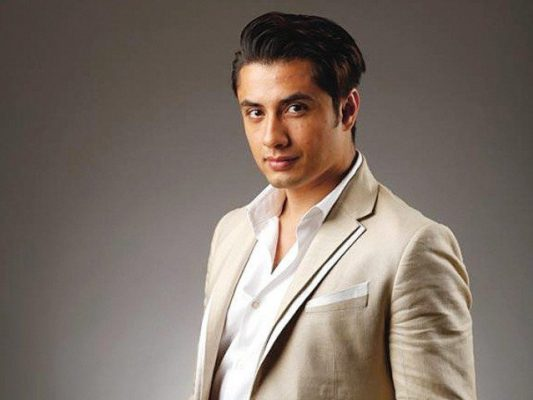 Pakistani Actor Ali Zafar