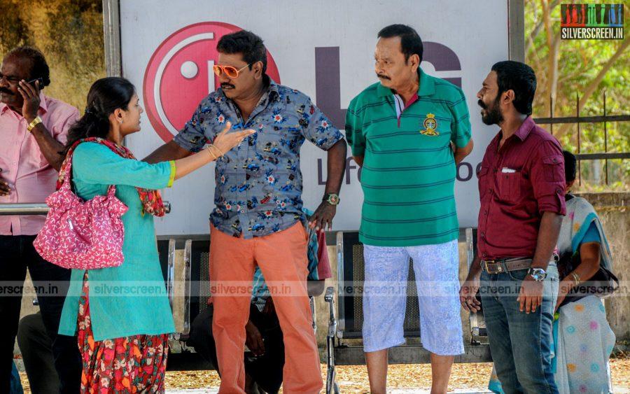 Achamindri Movie Stills