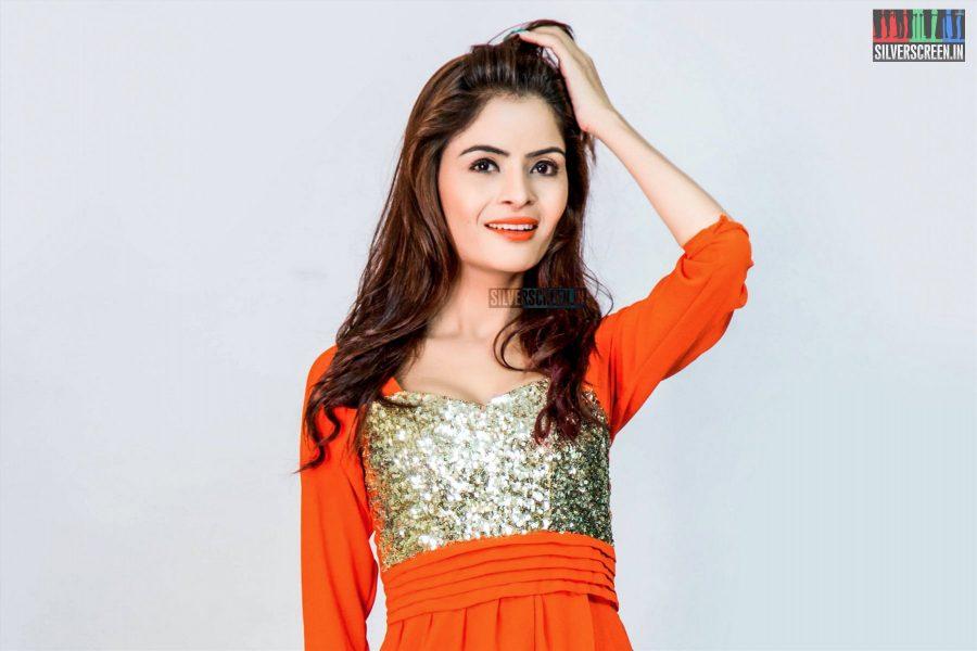 Actress Gehana Vasisth Photoshoot Stills