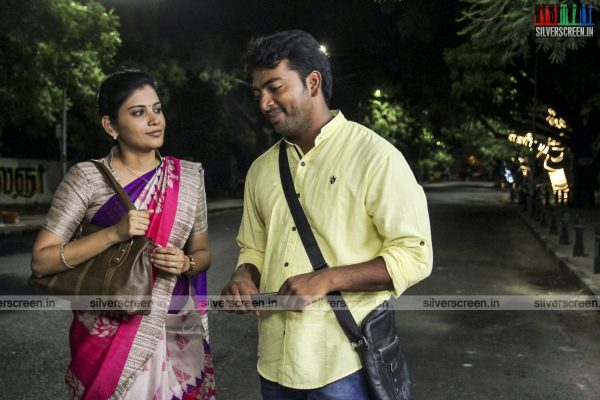 Adhe Kangal Movie Stills