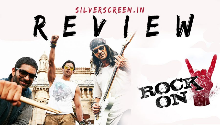 Rock On 2 Review