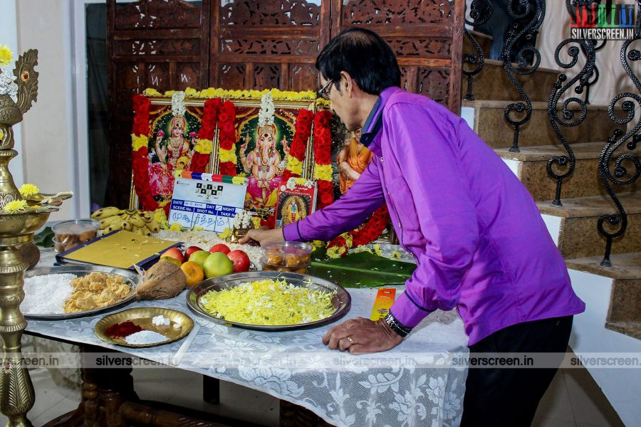 Sathuranga Vettai 2 On Location Photos