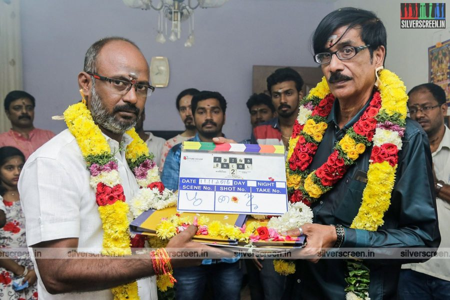Sathuranga Vettai 2 Movie Launch Photos