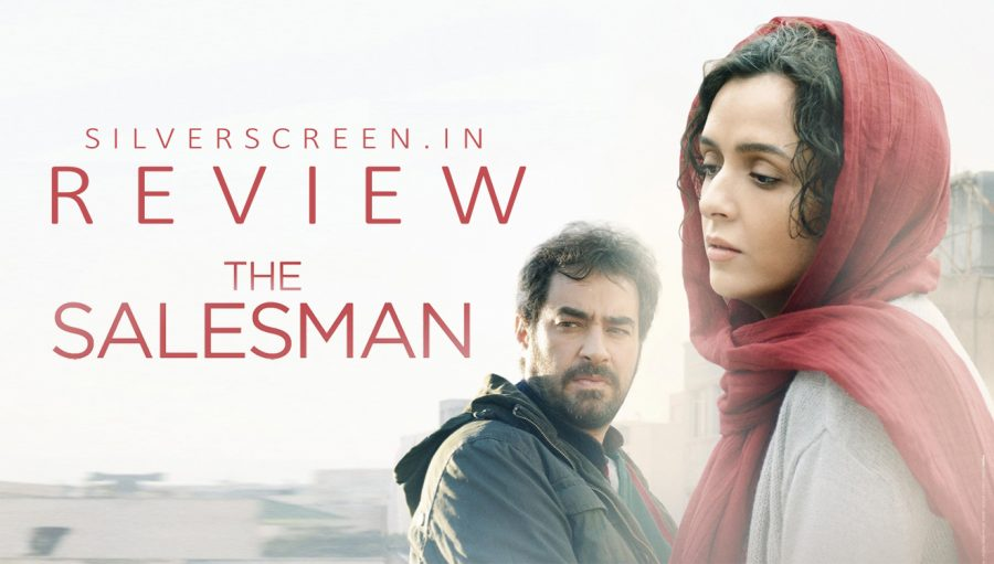 A SIlverscreen review of The Salesman directed by Farhadi