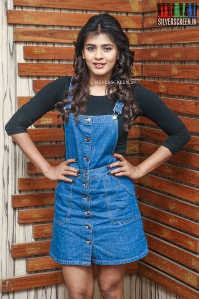 Hebah Patel At Nanna Nenu Naa Boyfriends Promotions