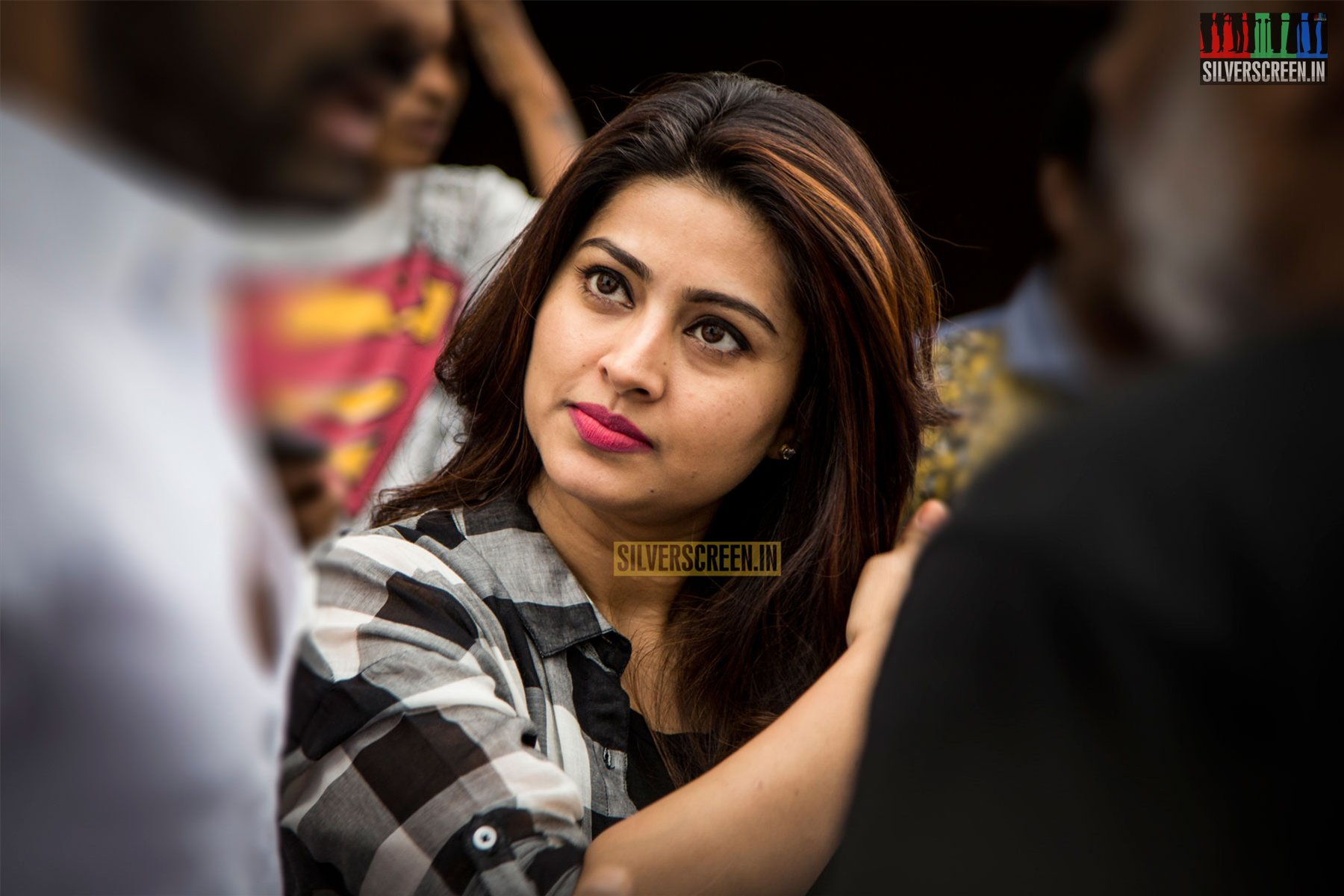 Sneha Hairstyle Hairstyle Of Nowdays