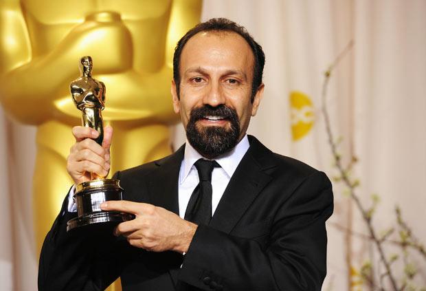 Asghar Farhadi Cannes Oscar