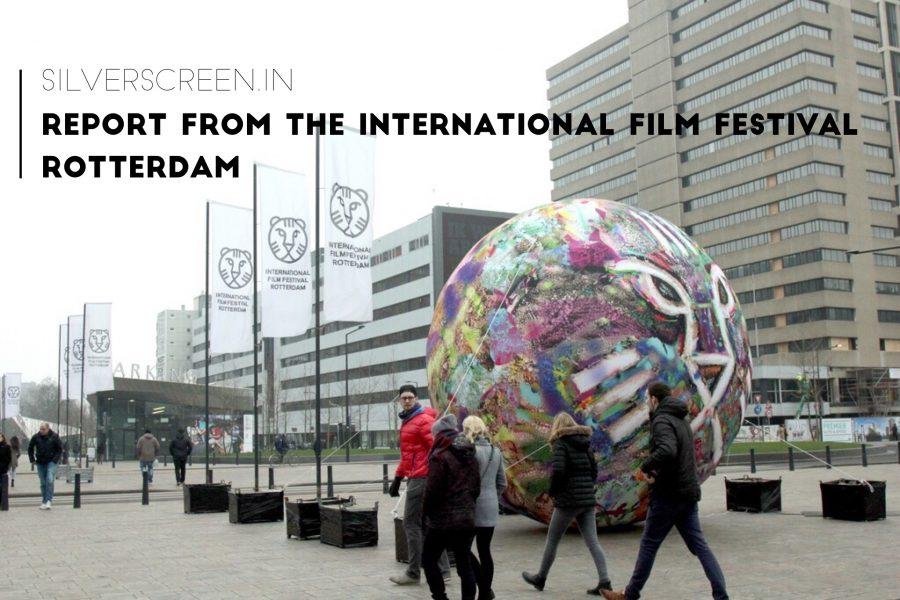 46th International Film Festival Of Rotterdam: Day One