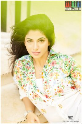 Iswarya Menon Photoshoot Stills