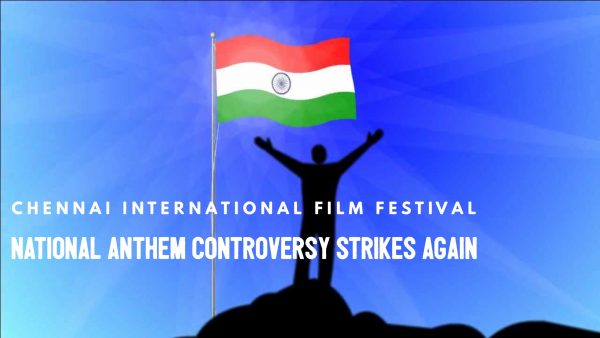 14th CIFF - National Anthem controversy struck a screening today in Chennai