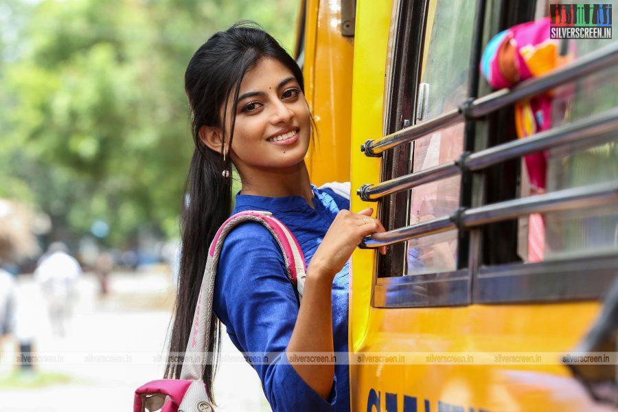 Mannar Vagera Movie Stills Starring  Anandhi