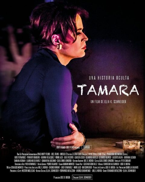A poster for the film Tamara, currently showcased at 14th CIFF