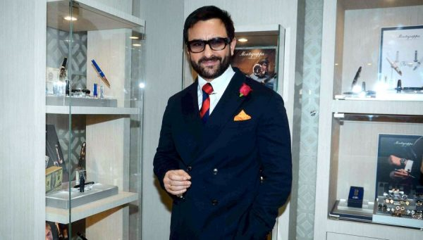 Saif Ali Khan, Acting, Chef