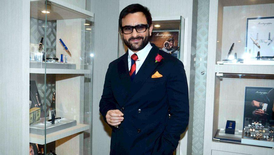 Saif Ali Khan, Acting, Chef