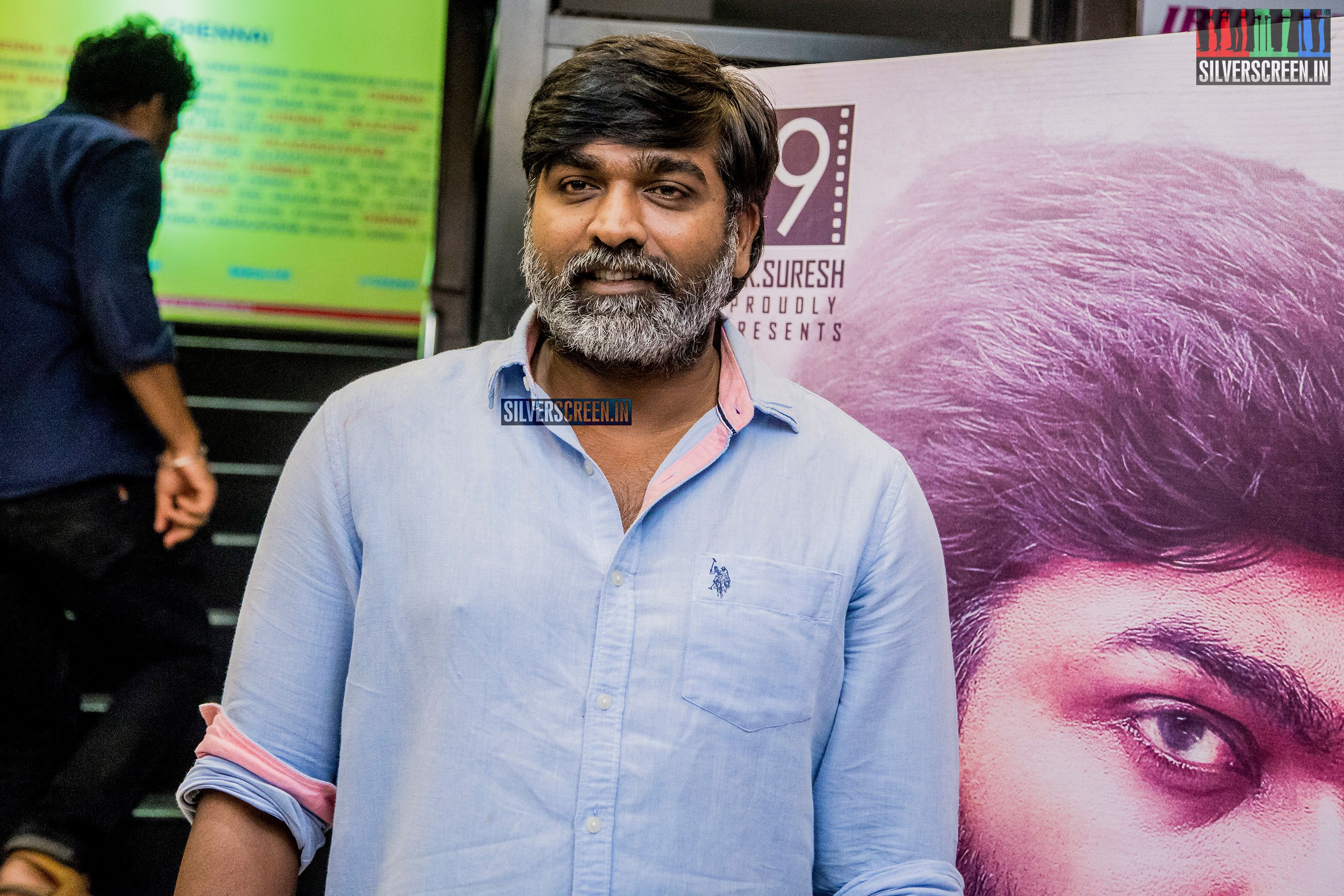 Vijay sethupathi family photos only