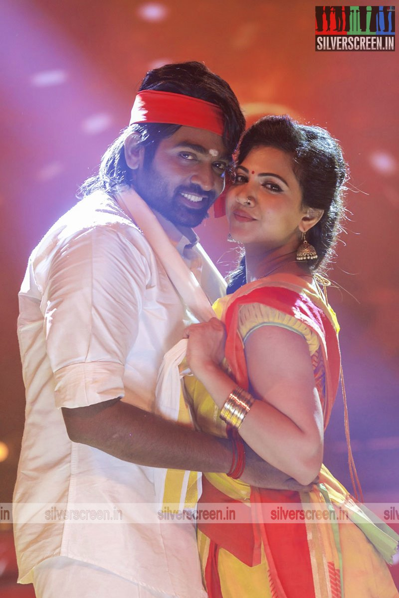 Kavan Movie Stills Starring Vijay Sethupathi T Rajendar