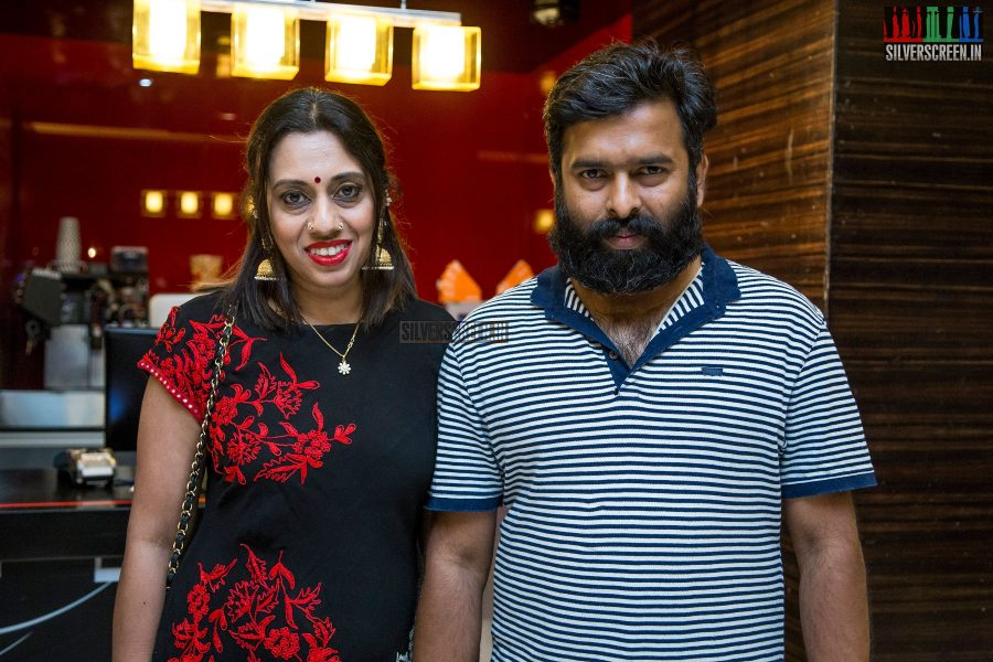 In Pictures: Bharath, Suseenthiran, Rajakumaran And Others At 'Kadugu' Movie Premiere