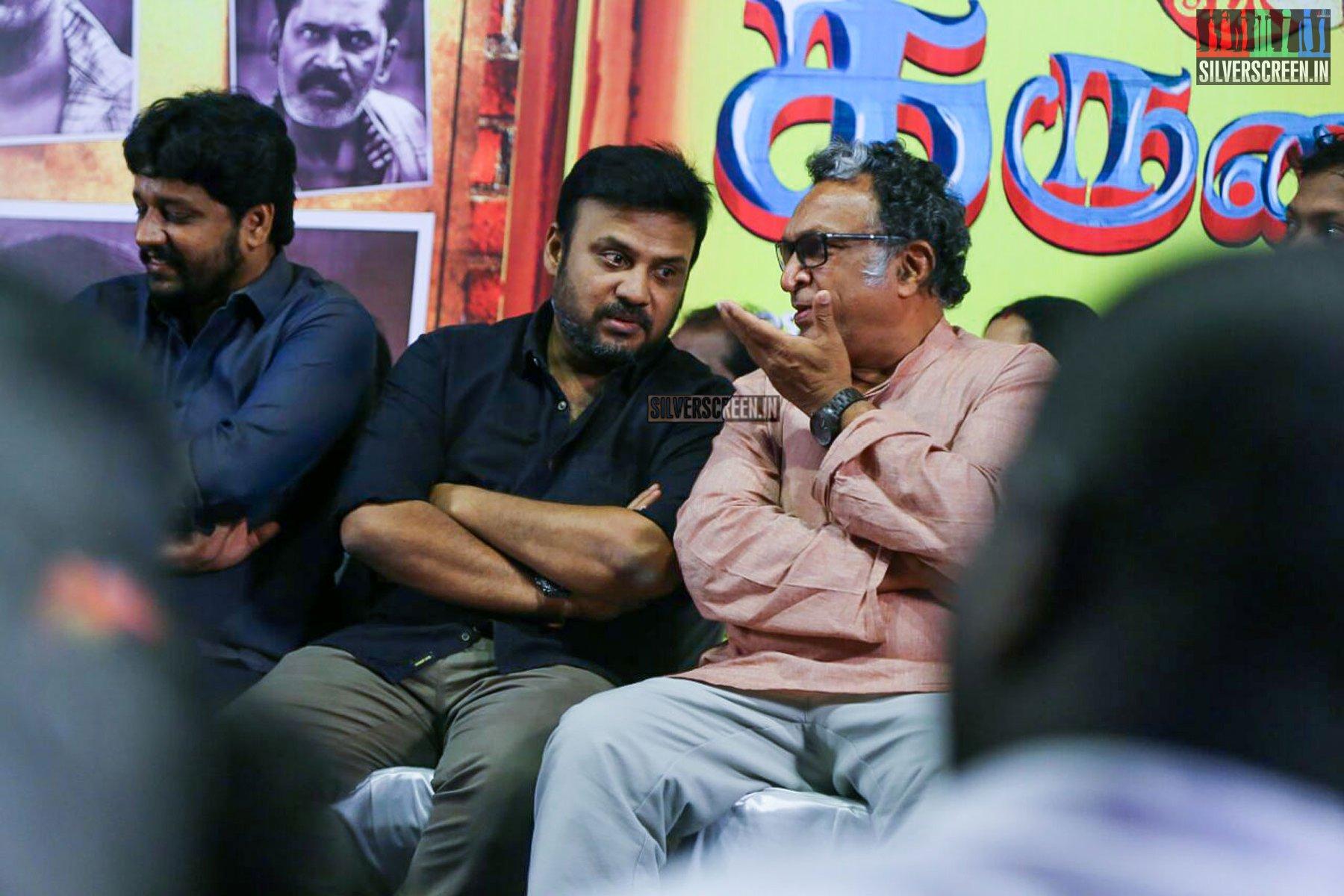 In Pictures: Oru Kidayin Karunai Manu Audio Launch with Vidharth and