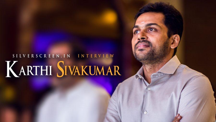 Interview with Karthi Sivakumar