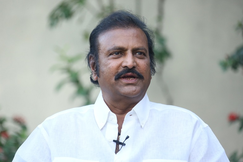 Tamilnadu MGR University honors Actor Mohan Babu with Doctorate