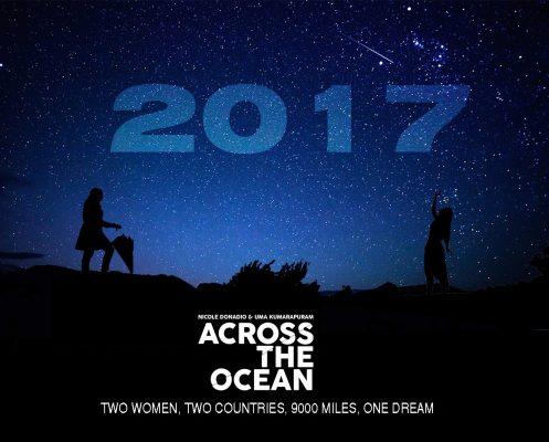Across The Ocean film poster