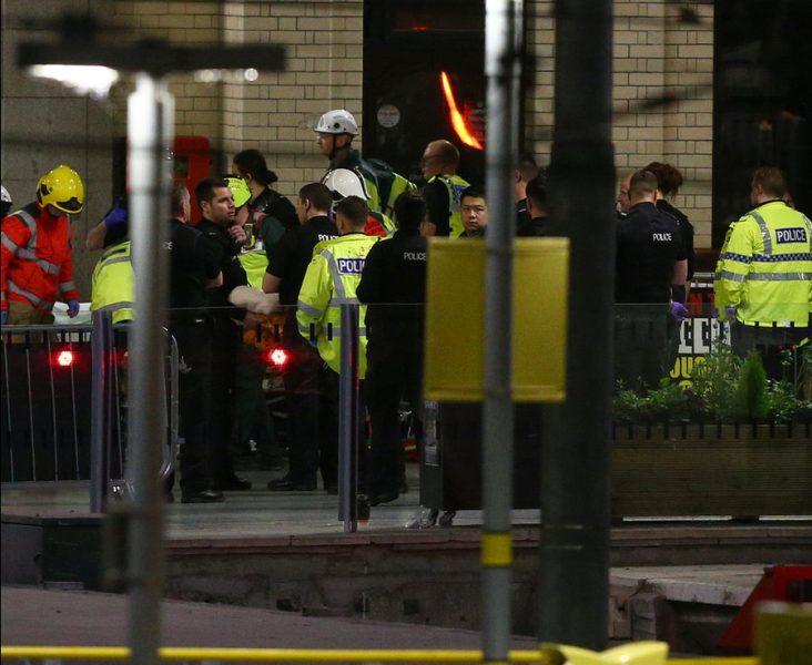 Manchester Bombing Update