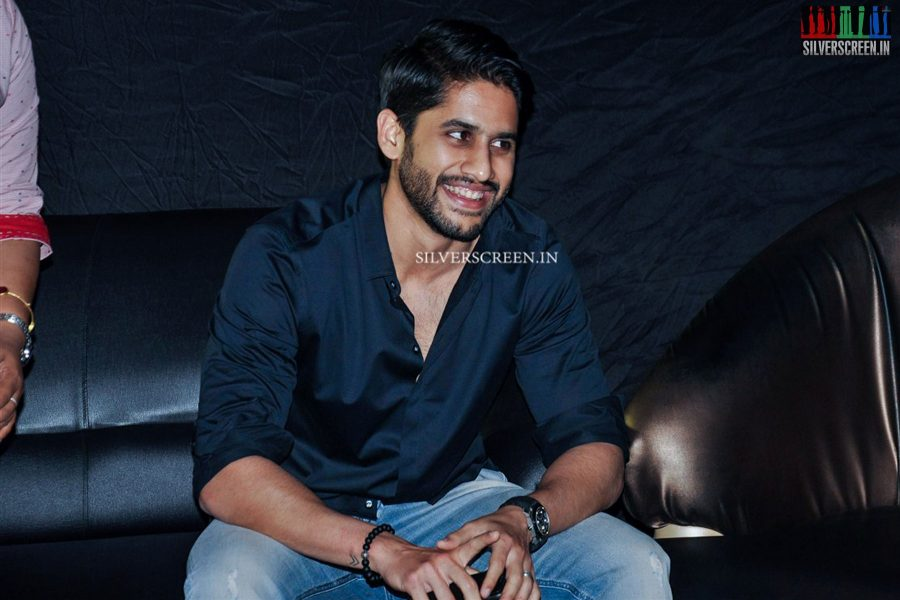 Exclusive First Look: Naga Chaitanya is Savyasachi