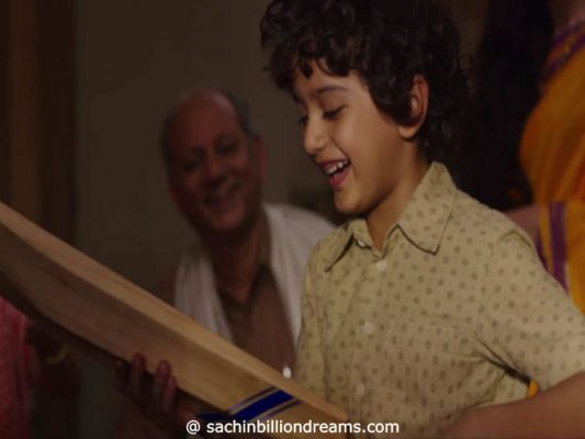 Sachin, A Billion Dreams Review