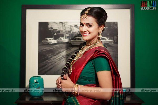 Actress Shraddha Srinath Photoshoot Stills