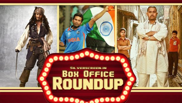 Box Office Roundup Sachin Pirates