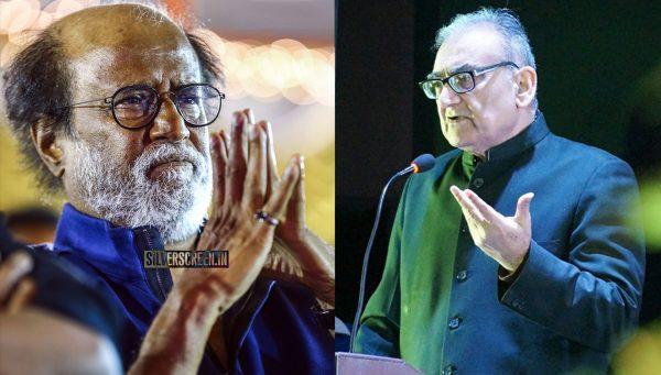 Markandeya Katju Rajinikanth