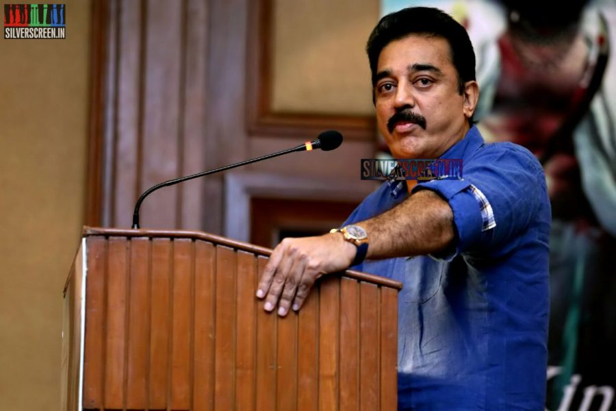 Kamal Haasan Unstable Even Before Political Entry?
