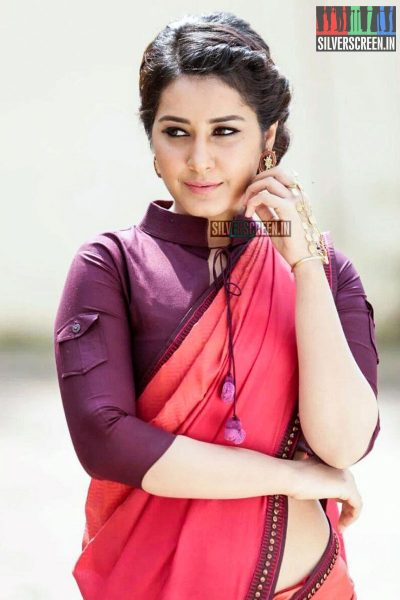Raashi Khanna Photoshoot Stills