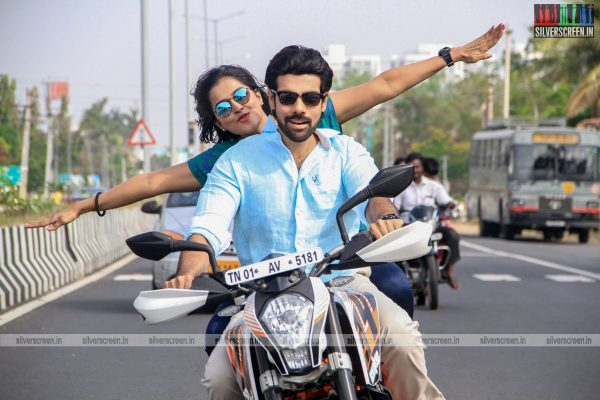 Sathya Movie Stills Starring Sibiraj, Remya Nambeesan and Others