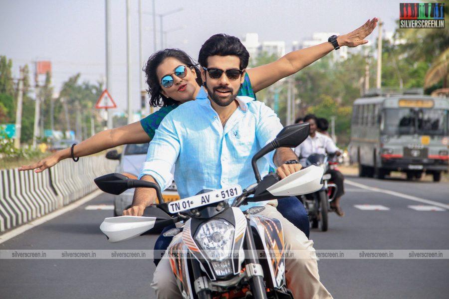 Sathya Movie Stills Starring Sibiraj, Remya Nambeesan and Others