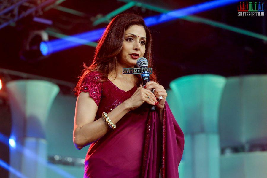 Sridevi, Sanjay Dutt